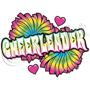 NEON CHEERLEADER