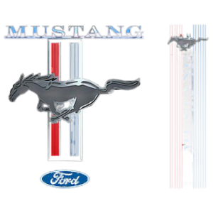 FORD MUSTANG SYMBOL