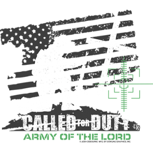 CALLED FOR DUTY