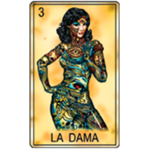 LA DAMA THE WOMAN