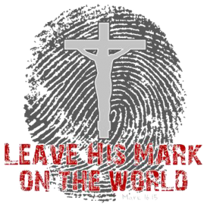 LEAVE HIS MARK