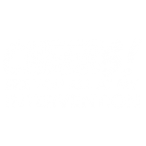 CHEERS SEE YOU AT MY INTERVENTION