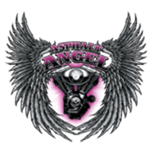 ASPHALT ANGELS - LARGE WITH WINGS