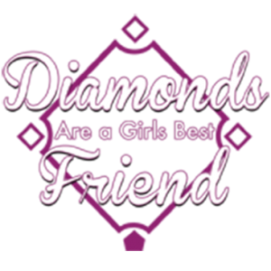 DIAMONDS ARE A GIRLS BEST FRIEND SOFTBALL