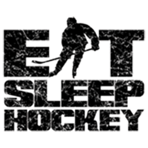 EAT SLEEP HOCKEY