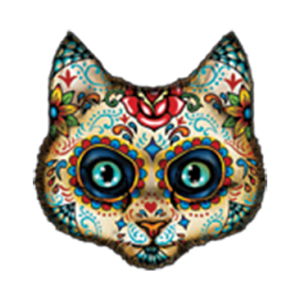 DAY OF THE DEAD - CAT