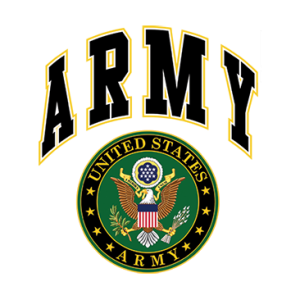 US ARMY SEAL W/ CREST