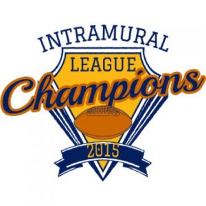 Intramural Champions Template