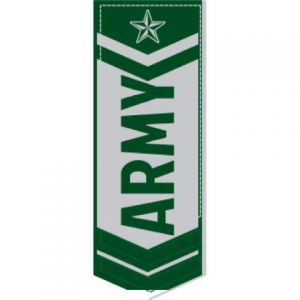 Army Vertical Template