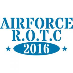 Air Force ROTC Template