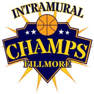 Intramural Champs Template