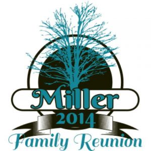 Family Reunion 17 Template