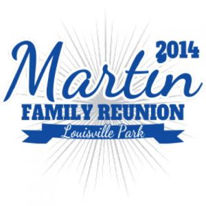 Family Reunion 18 Template
