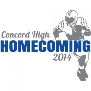 Homecoming 5 Template