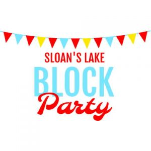 Block Party Template