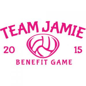 Volleyball Benefit Game Template