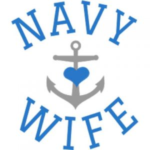 Navy Wife Template
