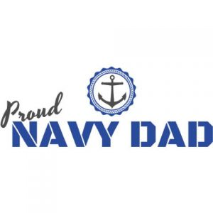Navy Dad Template