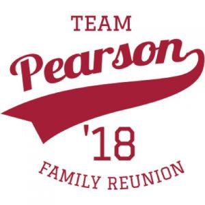 Family Reunion Team Tail Template