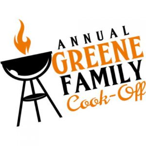 Family Reunion Cookoff Template