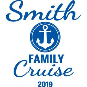 Family Reunion Cruise Template