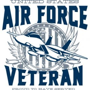 Air Force Support 6 Template