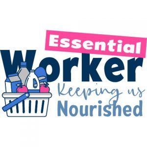 Essential Worker 4 Template