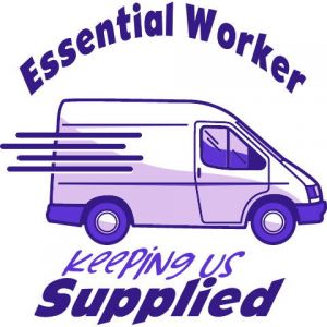 Essential Worker 8 Template