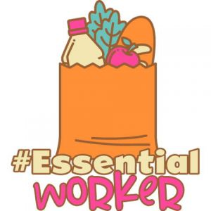 Essential Worker 11 Template