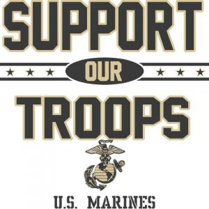 Marines Support 6 Template