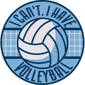 Volleyball 22 Template
