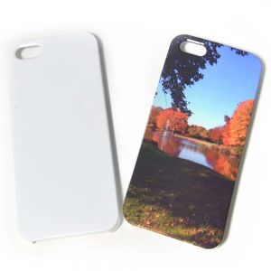 IPHONE 5-5S CASE- WHITE