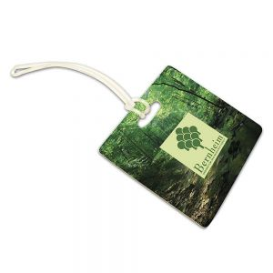 SQUARE BAG TAG