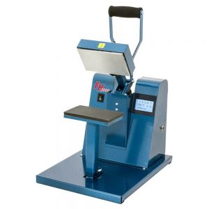 "Hix 3.75x6"" Flathead Small Format Heat Press"