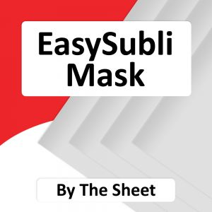 SISER EASYSUBLI MASK BY THE SHEET 8X10