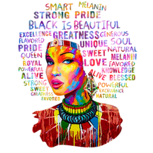 BLACK IS BEAUTIFUL NEON
