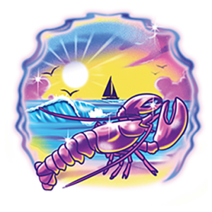 AIRBRUSH LOBSTER
