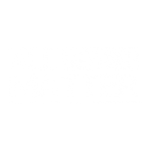 ALL LIVES MATTER - MASK