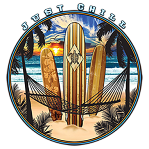JUST CHILL SURF