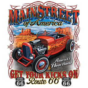 MAIN STREET - HOT ROD
