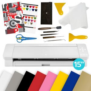 SILHOUETTE CAMEO 4 PLUS STARTER PACKAGE