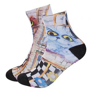 SUBLIMATION ANKLE SOCKS- MEN