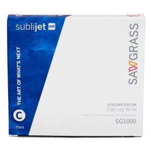 SUBLIJET UHD EXTENDED INK CYAN