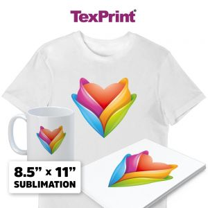 TEXPRINT XP-HR PAPER 8.5 X 11